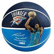 Spalding NBA player ball Russel Westbrook vel. 5 - Basketbalový míč