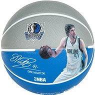 Spalding NBA player ball Dirk Nowitzki