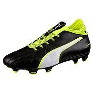 Puma EvoTouch 3 Lth FG Puma Black-P 8 - Football Boots