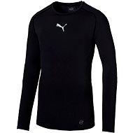 Puma TB_L S Tee schwarz S / M - T-Shirt