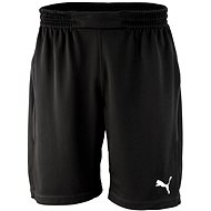 Puma GK Shorts black ebony-M