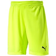 Puma GK Shorts fluro yellow-ebony M