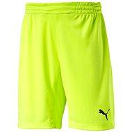 Puma GK Shorts fluro yellow-ebony L