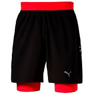 Puma Faster than you 2in1 Short Pum XL