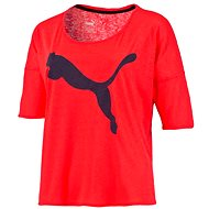 Puma The Good Life T-Shirt Red Explosion S