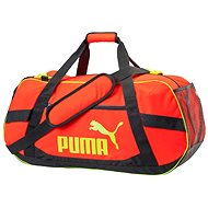 Puma Active TR Duffle Bag M Red Bla