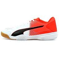 Puma EvoSpeed Indoor 5.5 white-blac 8 - Football Boots