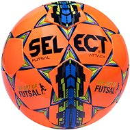 Select Futsal Attack, shiny orange vel. 4