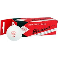Donic Schildkrot 3 *, Retro Box, (pack of 3pcs), white - Balls