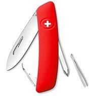 Swiza švajčiarsky vreckový nôž D02 red