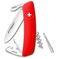 Swiza švajčiarsky vreckový nôž D03 red