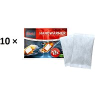 The Heat Company-warming pads on hand Handwarmer 12+ (10pcs pairs)