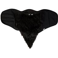 Neff Bearded black facemask