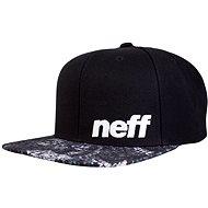 Neff Daily Pattern cap black tie dye