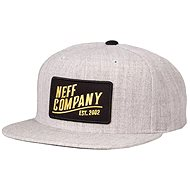 Neff Station gray cap