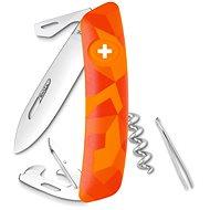 Swiza švýcarský kapesní nůž C03 Luceo orange