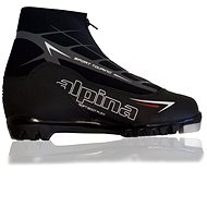 Alpina T10 Black / White / Red 44