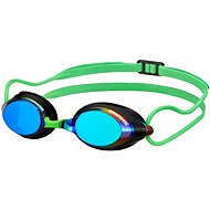 Swans Swimming Goggles SRX-M Dark Emerald Smoke