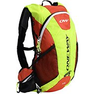 One Way Run Hydro Backpack 12L Yell / Red