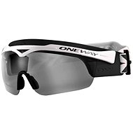 OW Snowbird II Black - White - Glasses