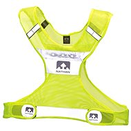 Nathan LightStreak Vest Safety Yellow L/XL - Reflexní vesta