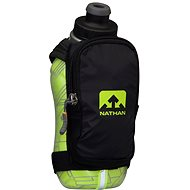 Nathan SpeedShot Plus Insulated black / yellow safety 355 ml / 12 oz