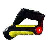Nathan Zephyr Feuer 100 Handfackel schwarz / Schwefelquelle - LED-Taschenlampe