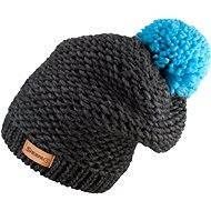 Sherpa Fiona Grey tyrkys - Zimní čepice