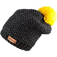 Sherpa Fiona Gray yellow - Winter hat