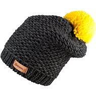 Sherpa Fiona Gray yellow - Winter hat