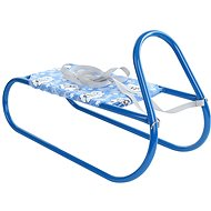Acra Children sled iron blue