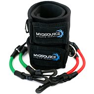 Kinetic bands Cvičební odporové gumy nad 50kg - Posilovací guma