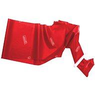Sissel Posilovací guma Fitband plus červená - Posilovací guma