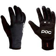 POC avip Navy Softshell Handschuh Schwarz L