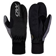 OW Tobuk Lobster Glove Schwarz / Grau Größe. 5 - Handschuhe