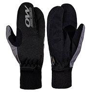 OW Tobuk Lobster Glove Schwarz / Grau Größe. 8 - Handschuhe