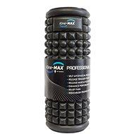 Kine-Max Professional Massage Foam Roller - Masážní Válec Černý - Masážní váleček
