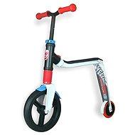 Scoot and Ride Highwayfreak červeno-modrá