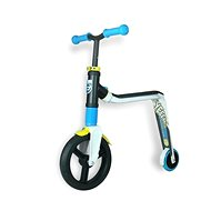 Scoot and Ride Highwayfreak modro-žltá