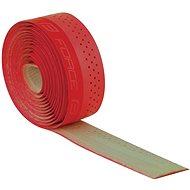 Grip Kraft PU mit geprägten Logo, rot - Griffbänder