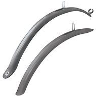 "Force fenders 24 - 28 ""Sport, plastic, gray - Mudguards"