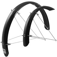 "Force Aluflex 20 ""+ struts, black - Mudguards"