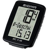 Sigma BC 7.16 - Cyklocomputer