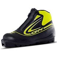 OW Xalta Junior Black / Yellow, size 3