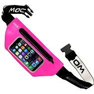 Moc Waistbag pink - Sportovní ledvinka