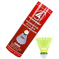 Pro Kennex Nylon Yellow (dóza 6 ks) - red - Badmintonový míč