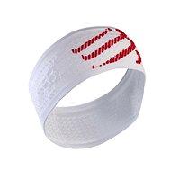 COMPRESSPORT headband, white - Stirnband