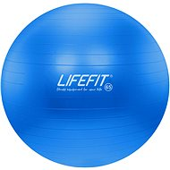 Lifefit anti-burst 65 cm, modrý - Gymnastický míč