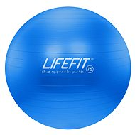Lifefit anti-burst 75 cm, modrý - Gymnastikball