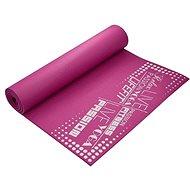 Lifefit slimfit plus, gymnastická 173x61x0,6cm, bordó